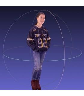 SELFIE 3D 18 cms