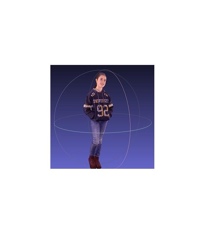 SELFIE 3D 10 cms
