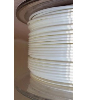 PLA SEDA 1.75 mm 1kg WHITE SILKY