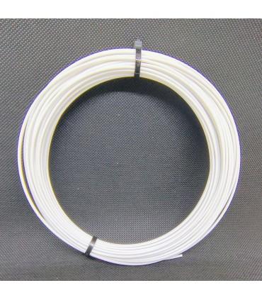 SAMPLE PLA PRIMA 1.75 mm 50gr WHITE MATT