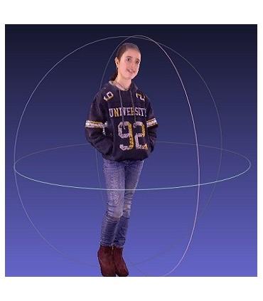 SELFIE 3D 12 cms