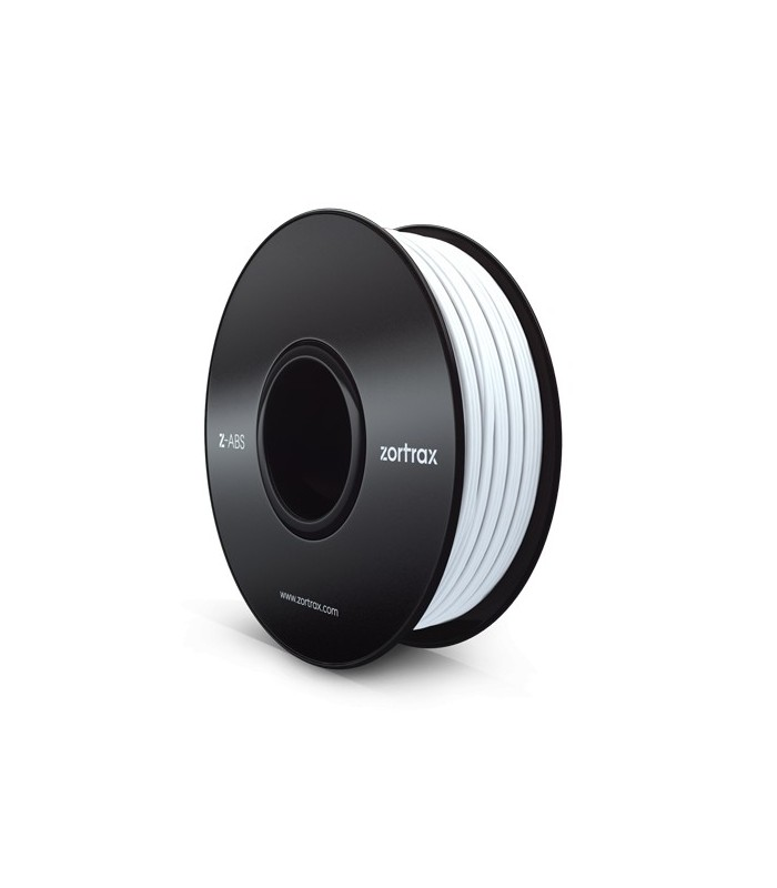 Z-ABS 1.75 mm 800gr Pure White