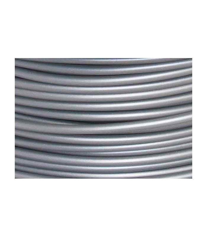 ABS 1.75 mm 1kg SILVER